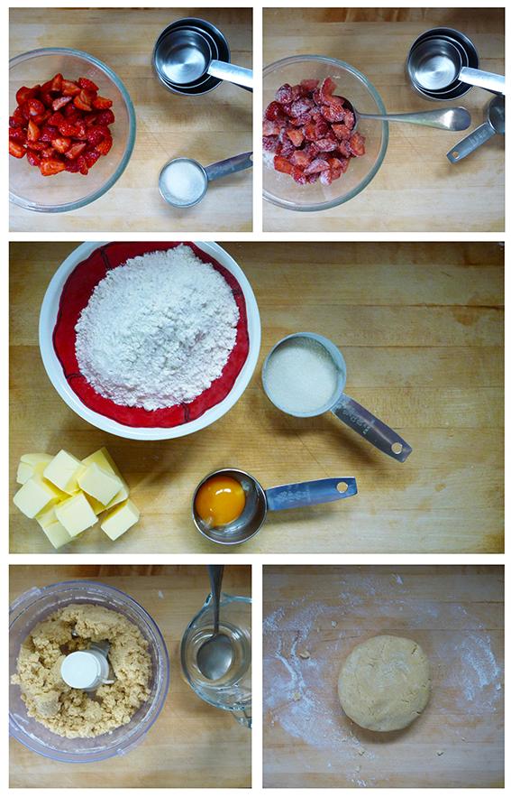strawberry tart 1