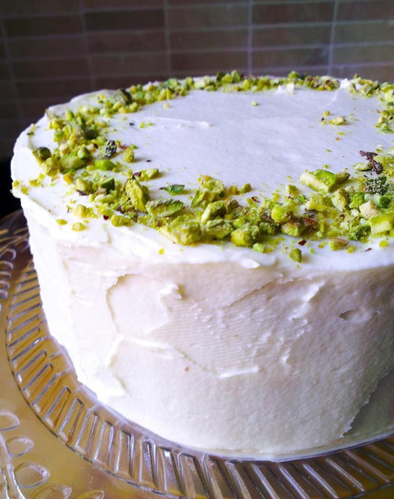 pistachio cake 8