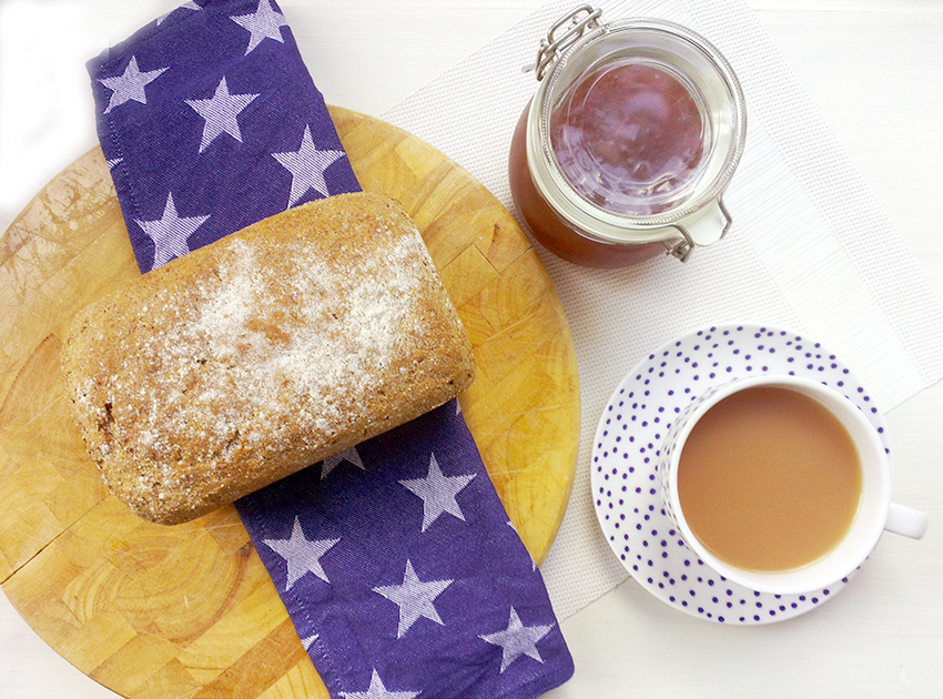 wholemeal rye bread 2