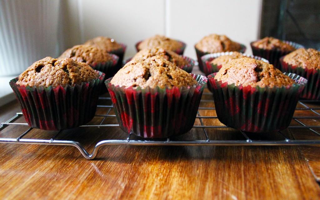 gingerbread cupcakes 13