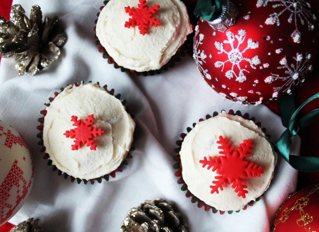 gingerbread cupcakes 4
