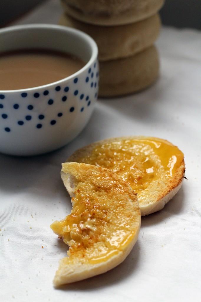 english muffins 8