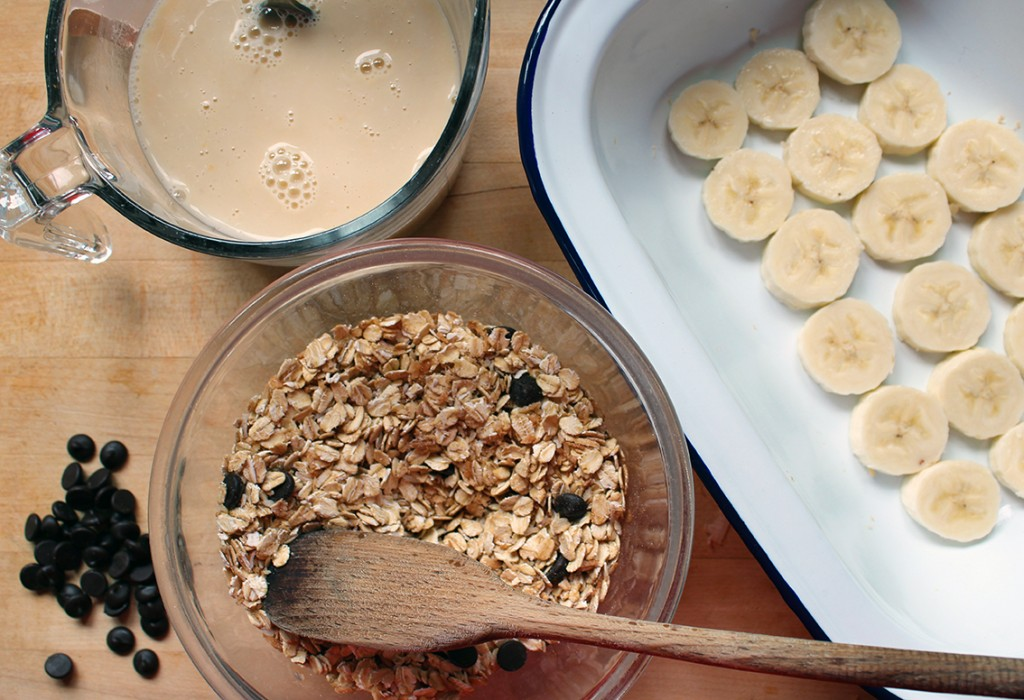 coconut choc chip baked oatmeal 6