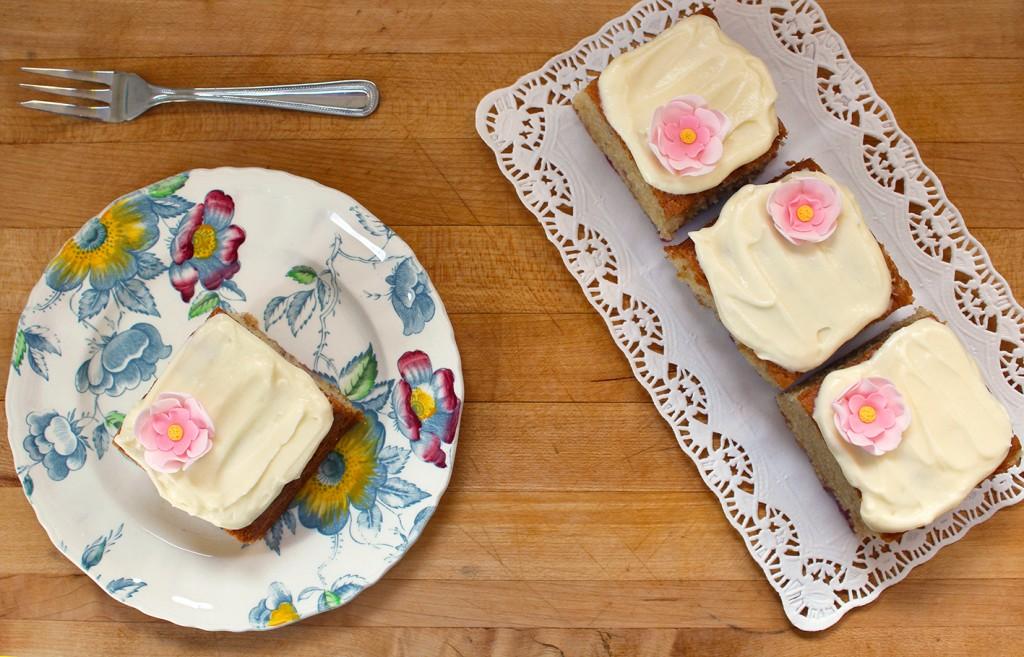strawberry mini cakes 1