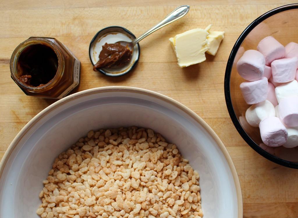 rice krispie squares 2