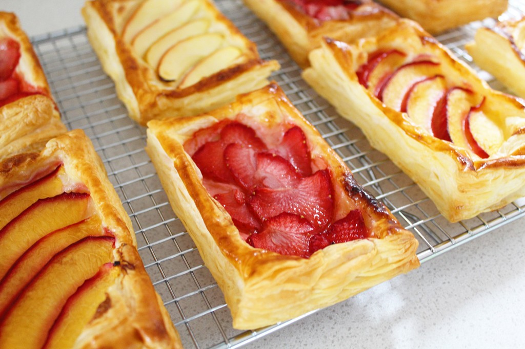 Fruit Pastry 1