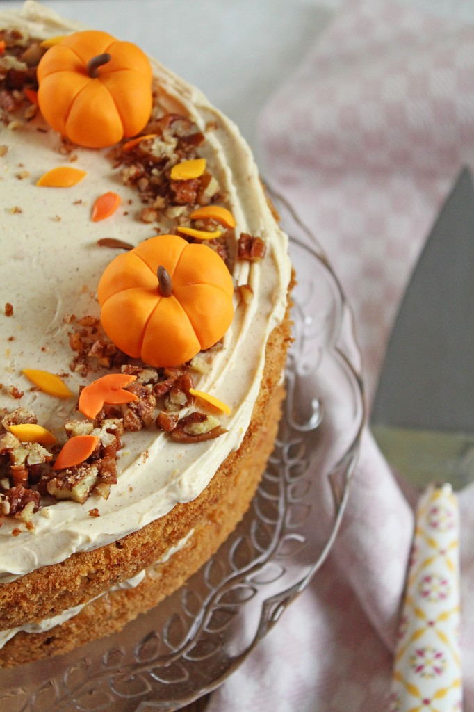 pumpkin orange cake 5