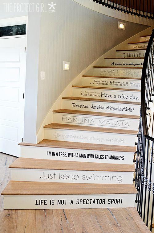 disney stairs